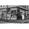 Продуктовый магазин в начале 1900-х