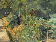 Сад на западе Ванзе, 1920 - Либерман, Макс