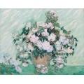 Ваза с розами (Vase with Roses), 1890 02 - Гог, Винсент ван