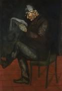 Отец художника, Луи-Огюст Сезанн - Сезанн, Поль
