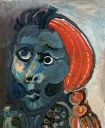 Голова 2, 1970 - Пикассо, Пабло