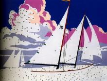 Сделайте сами (Корабли), 1962 - Уорхол, Энди