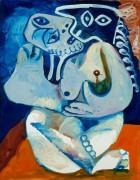 Поцелуй - Пикассо, Пабло