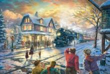 Рождественский поезд - Кинкейд, Томас