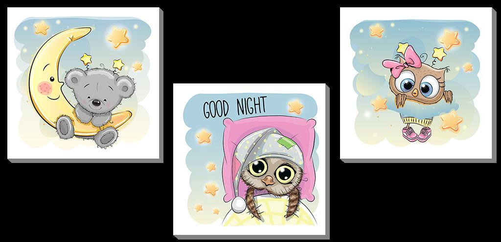 Спокойной ночи в звездах