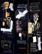 Музыканты, 1983 - Баския, Жан-Мишель