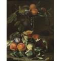 Натюрморт с фруктами - Брейгель, Абрахам