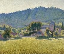 Комбла-ле-Шато. Долина, 1887 - Синьяк, Поль