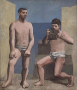 Флейта пана - Пикассо, Пабло