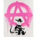 Крыса-анархист - Бэнкси