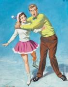 Катание на коньках - Сарноф, Артур