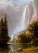 Йосемитский водопад - Бирштадт, Альберт