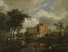 Руины замка Бредерод - Хоббема, Мейндерт