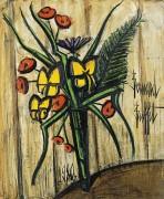 Букет цветов - Бюффе, Бернар