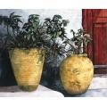 Вазы с цветами - Борелли, Гвидо (20 век)