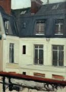 Дом на Лилльской улице, Париж - Хоппер, Эдвард