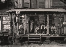Магазин на перекрестке, Алабама - Ланж, Доротея