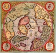 Карта скандинавского полуострова