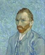Автопортрет, (Self Portrait - Orsay), 1889 - Гог, Винсент ван