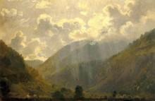Последние лучи, 1863-1865 - Шишкин, Иван Иванович