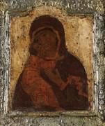 Икона Б.М. Владимирская (ок.1620)