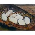 Корзинка с яйцами - Валадон, Сюзанна