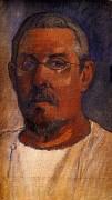 Автопортрет. 1902-1903 - Гоген, Поль