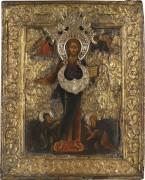 Господь Вседержитель (XVII в)