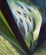 Синяя и зеленая музыка - О'Кифф, Джорджия
