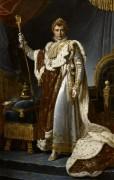 Наполеон в коронационном одеянии - Жерар, Франсуа