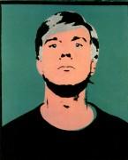 Автопортрет (Autoportrait), 1964 - Уорхол, Энди