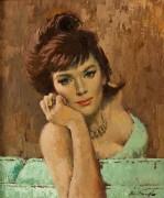 Женщина 1950-х - Сарноф, Артур