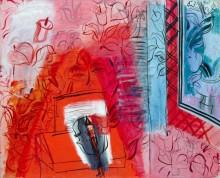Натюрморт со скрипкой в честь Баха - Дюфи, Рауль
