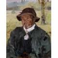 Портрет старика из Селейрана - Тулуз-Лотрек, Анри де