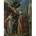 Св. Лаврентий подготовлен к мученичеству - Эльсхаймер, Адам