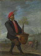 Весна -  Тенирс, Давид