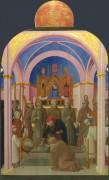Похороны Святого Франциска - Сассетта, Стефано ди Джованни
