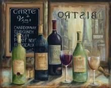 Дегустация парижских вин