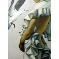 Девушка с чайкой - Копии Эми Джадд