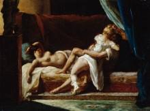 Три любовника - Жерико, Теодор Жан Луи Андре