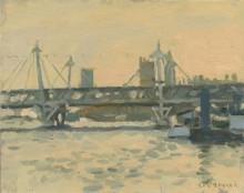 Хангерфордский мост - Говард, Кен