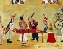 Убийство, 1890 - Энсор, Джеймс