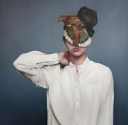 Девушка с орлом - Копии Эми Джадд