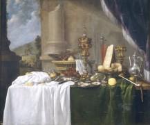 Натюрморт, 1660-1670неточно - Бенедетти, Андеас
