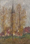 Море-сюр-Луан, 1902 - Пикабиа, Франсис