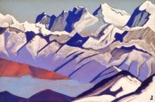 Эверест - Рерих, Николай Константинович