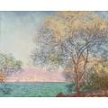 Антиб, утром, 1888 - Моне, Клод
