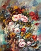 Цветы - Вивес-Атсара, Хосе