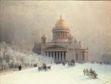Исаакиевский собор в Санкт-Петербурге - Айвазовский, Иван Константинович