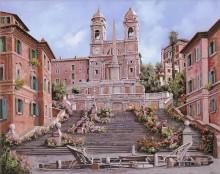 Испанская площадь, Рим - Борелли, Гвидо (20 век)